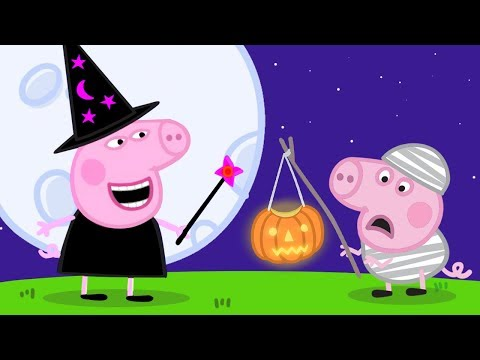 Peppa Pig English Episodes 🎃 Pumpkin Competition! 🎃Peppa Pig Official