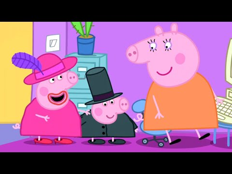 Peppa Pig English Episodes | Peppa Pig and Suzy Sheep at Gym Class | Peppa Pig Official