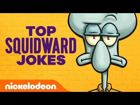 Squidward's Top 21 Funniest Moments 🤣 ft. SpongeBob SquarePants | Nick
