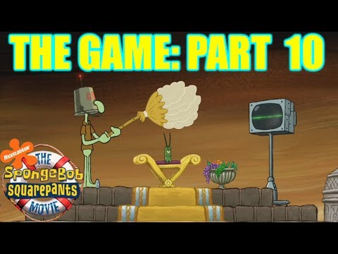 The Spongebob Squarepants Movie (The Game) - Part 10 - GCD200