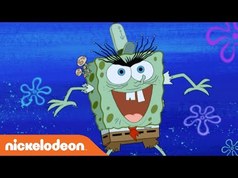 "SpongeBob SquarePants Mini: ""The Creature Frumunda The Sink"" 