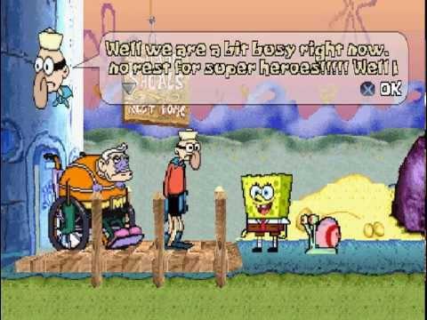 PSX Longplay [167] SpongeBob SquarePants - SuperSponge