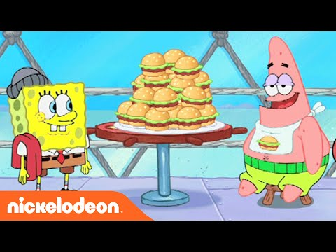 SpongeBob SquarePants | 'What's Eating Patrick' from Sketch to Screen | Nick