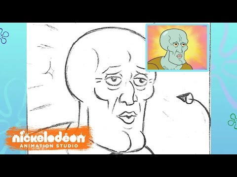 """The 2 Faces of Squidward"" Animatic 
