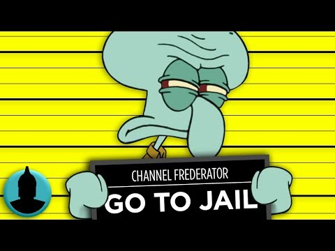 7 SpongeBob Episodes That Would Get Squidward LOCKED UP (Tooned Up S5 E39)