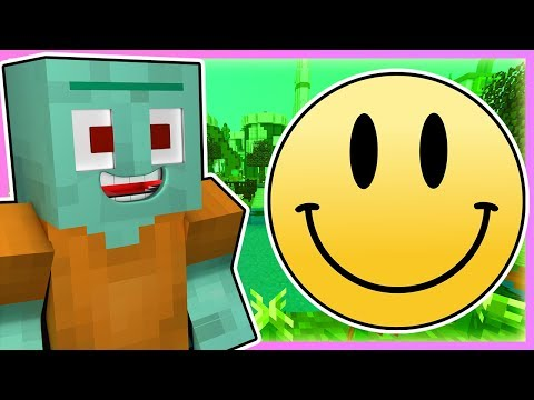 SQUIDWARD TURNS NICE - Minecraft Spongebob Episode 30 (Minecraft Roleplay)