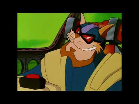 SWAT Kats - Morbulus vs the SWAT Kats