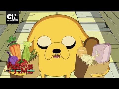 The Greatest Sandwich Ever | Adventure Time | Cartoon Network
