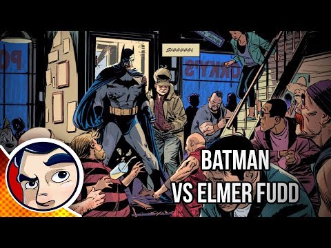 "Batman Vs Elmer Fudd ""The Looney Tunes Crossover"" - Complete Story"