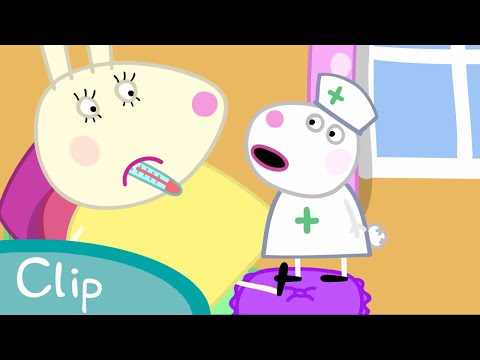Peppa Pig - Mrs. Rabbits Day Off