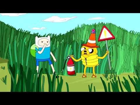 Adventure Time Funniest Moments Season 1
