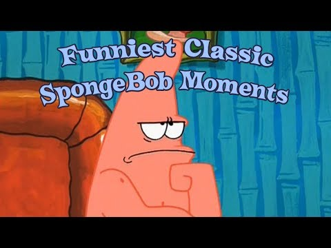 Funniest Classic SpongeBob Moments (Season 1-3)