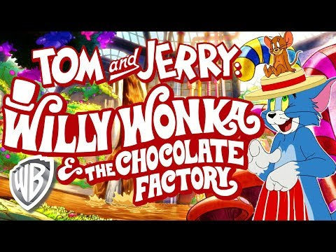 Tom & Jerry | Willy Wonka and the Chocolate Factory | First 10 Minutes | WB Kids